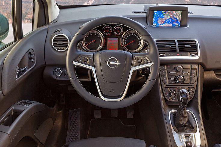 Opel Meriva (2014)