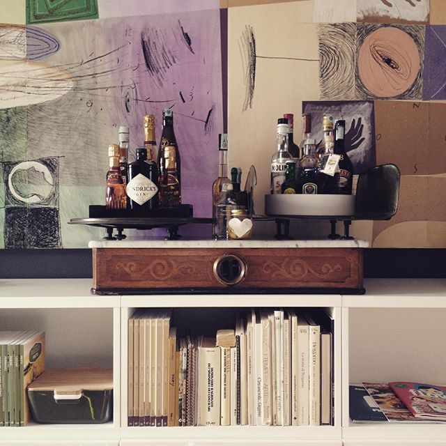 #homebar :-) #myhome #lifeathome #livingroom #living
