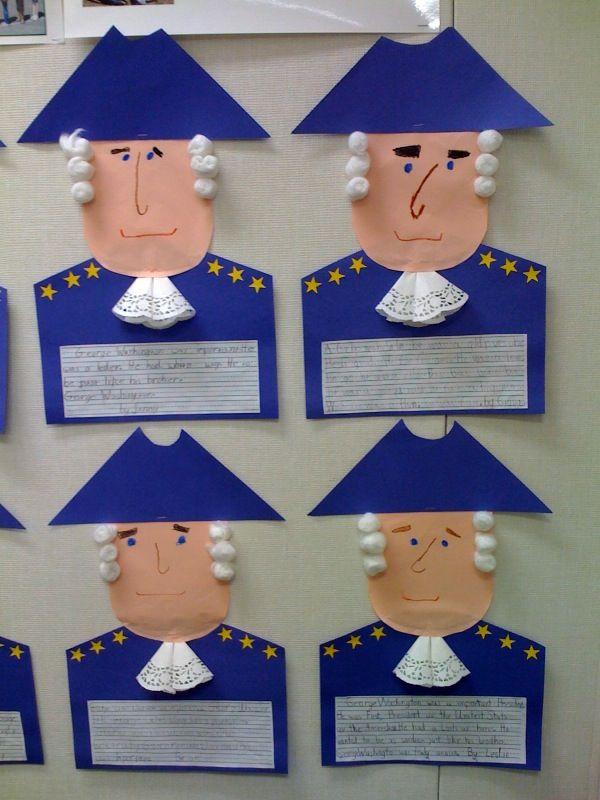 George Washington -- thanks again, Helene!