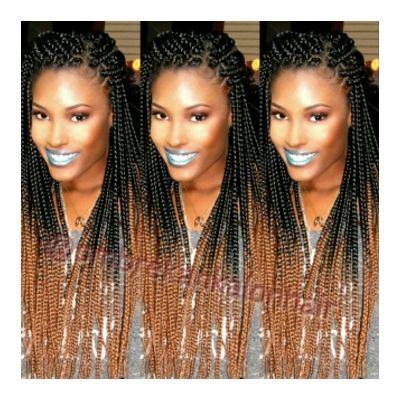 In Stock Coco Medium Brown 5 Packs Included Ombre