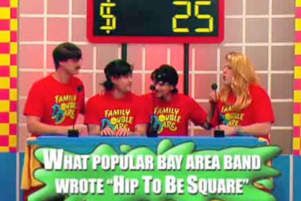 Double Dare Nickelodeon | ... Charlotte Live Out Your Pre-Adolescent Nickelodeon Fantasies - Popdust