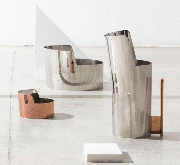 #Urkiola Tableware Collection by #PatriciaUrquiola for #GeorgJensen - #summertableware #artdelatable #design