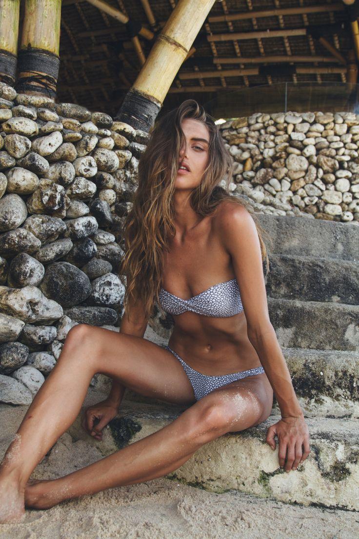 @cantikswimwear campaign / model @avrilrae / photo @yasminsuteja
