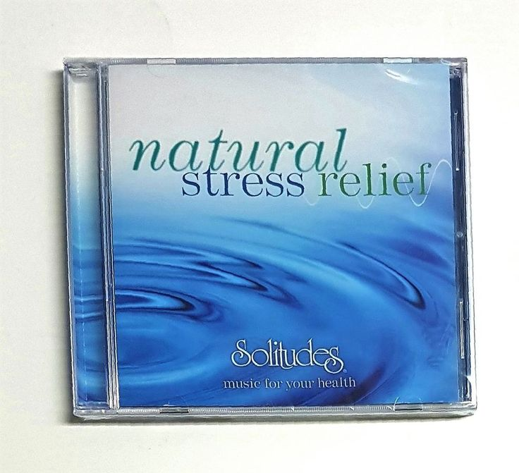 Solitudes: Natural Stress Relief -Music For Your Health - New | eBay