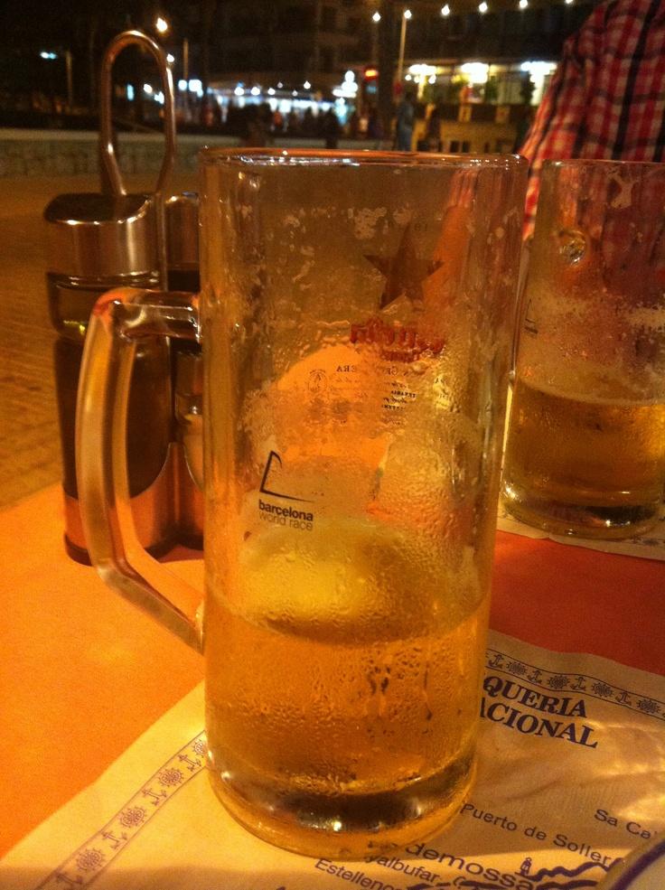 Bier - cold bier