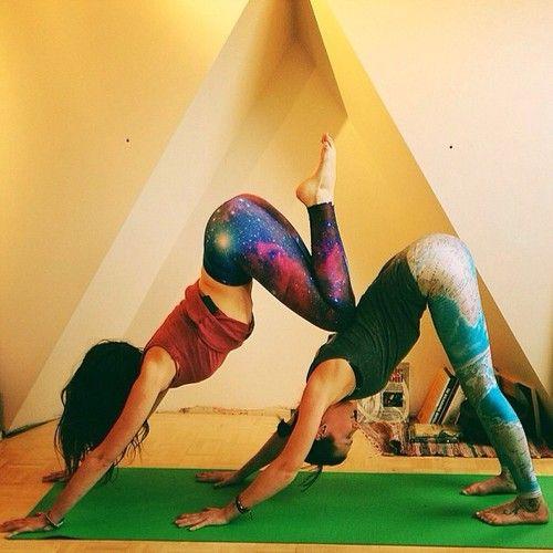 #PartnerYoga #YogaAsana #Yoga