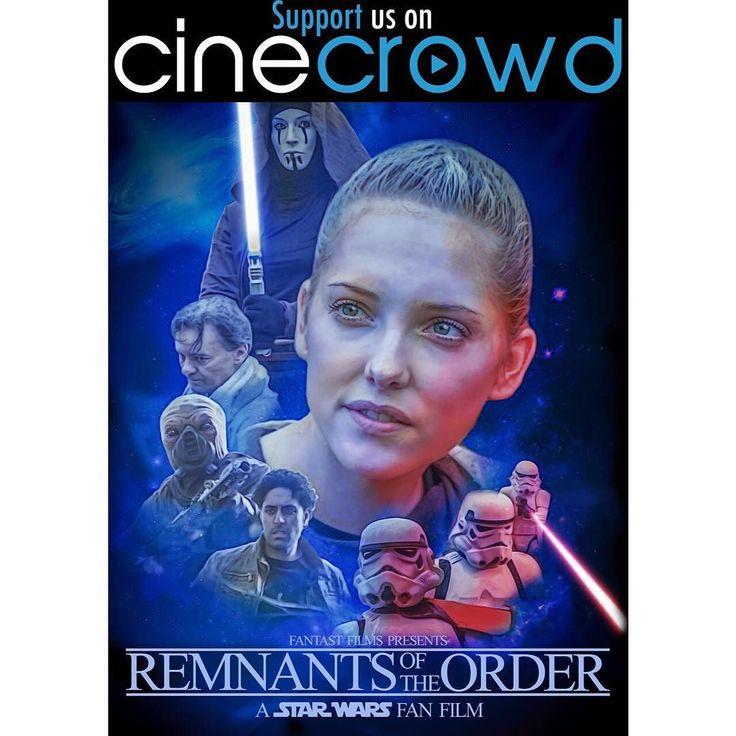 Remnants of the Order  A Star Wars Fan Film vertelt het verhaal van Pai een jong meisje die samen met haar oom leeft onder de bezetting van de Empire. Haar dagelijkse leven bestaat uit het zoeken naar bruikbare voorwerpen op haar planeet en praten met haar enige vriend (en Stormtrooper) HV over hoe het zou zijn om een TIE fighter piloot te worden. Maar dan verandert haar leven drastisch wanneer ze een voorwerp uit het verleden vindt.  Remnants of the Order is een Nederlandse Star Wars fan…