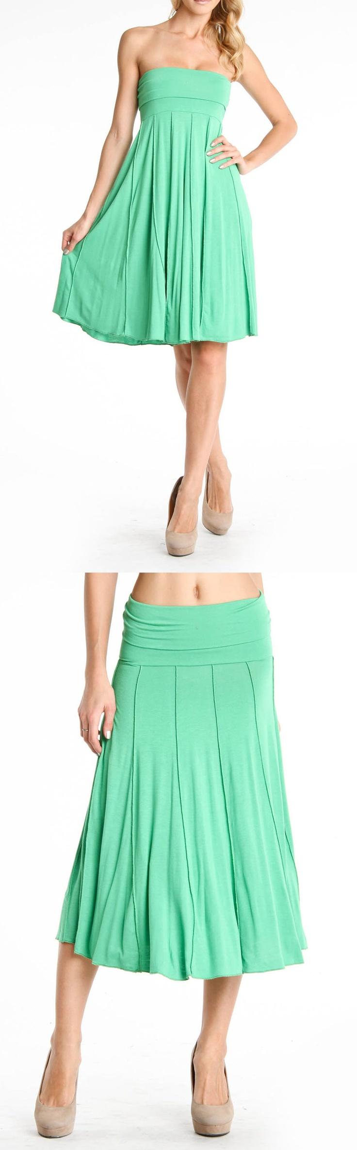 17 Best images about Convertible dress on Pinterest - Wrap dresses ...