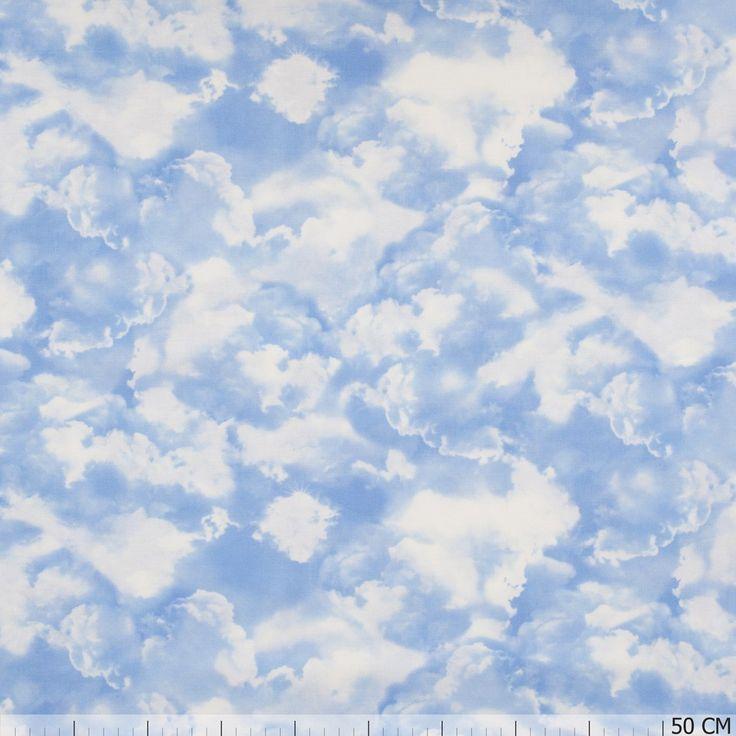 De mooiste clouds by gail cadden stoffen vind je bij Textielstad.nl. ✓ Snelle levering ✓ Beste prijs ✓ Betrouwbaar ✓ A-merken.