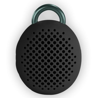Divoom Bluetune Bean Portable Pocket Sized Bluetooth Speaker For IPhone  Samsung Galaxy Note IPad And More (Black) Part 69