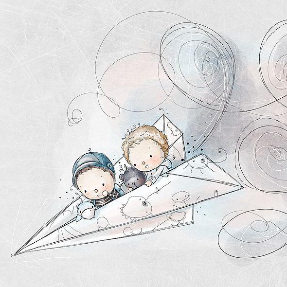 Rachelle Anne Miller - professional children's illustrator, view portfolio