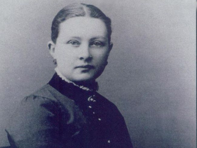 Mary Jeanette Kelly, the Irish-born final victim of Jack the Ripper.