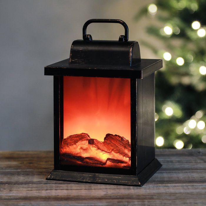 Faux Fireplace Led Plastic Lantern Faux Fireplace Lanterns Led