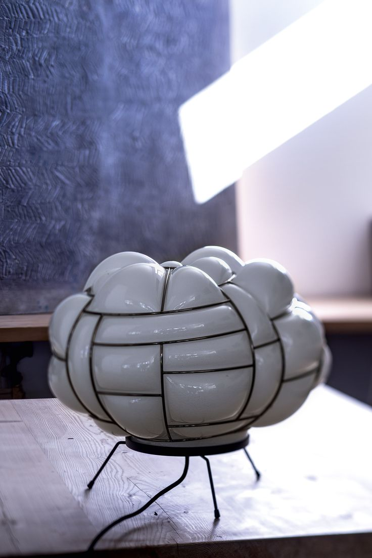 #egglamp table, by #enricofranzolini