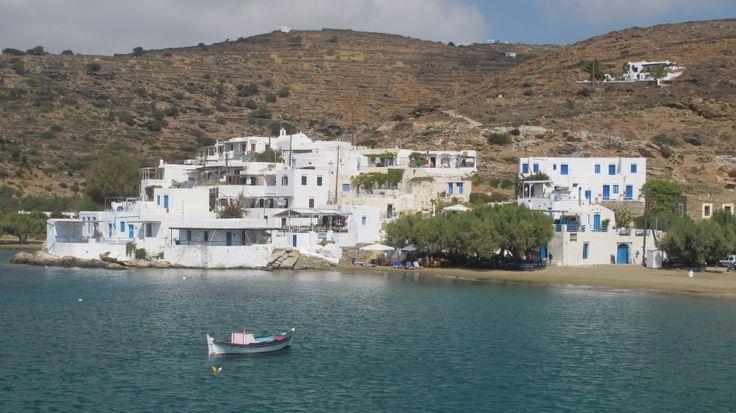 Σίφνος (Sifnos),  Κυκλάδες (Cyclades), Ελλάδα (Greece)