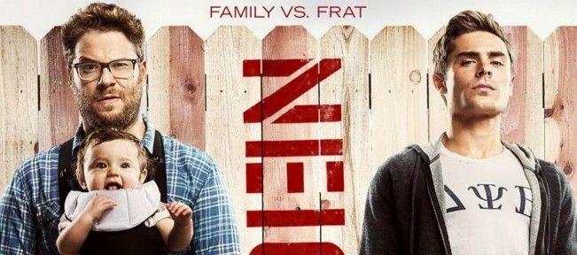 Universal donne le feu vert pour une suite à la comédie Nos Pires Voisins avec Seth Rogen et Zac Efron.
