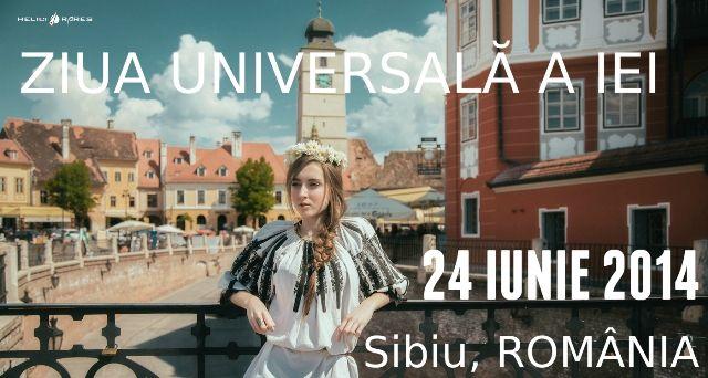Ziua Universala a iei sarbatorita de Muzeul ASTRA 22-24 iunie 2014; vreau sa merg si eu!