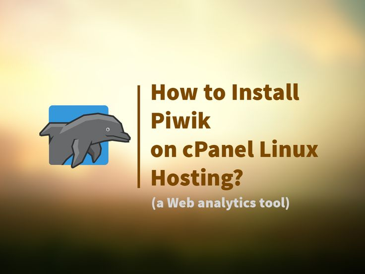 How to install Piwik on godaddy cpanel hosting server for your wordpress website?