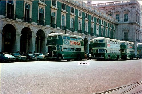 Terreiro do Paço, Lisboa (vss1x, 1966)