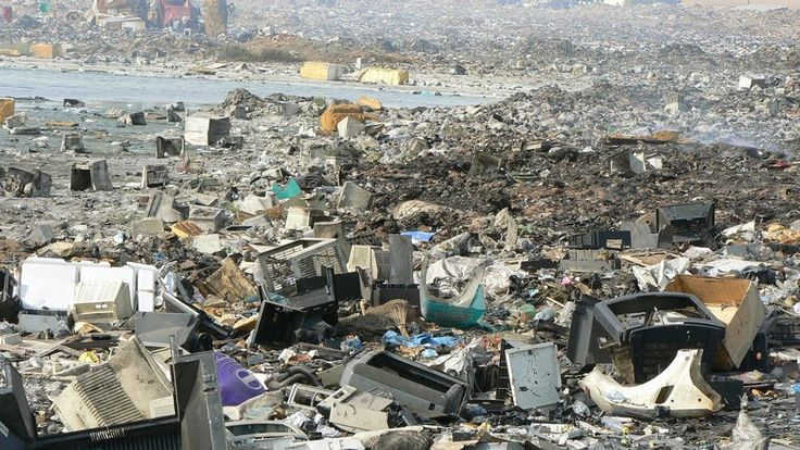 Petition · Patrouille Verte: Establish an electronic waste recycling system · Change.org