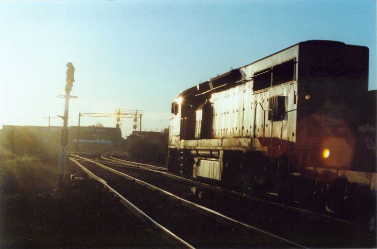C505 shunting at Dynon