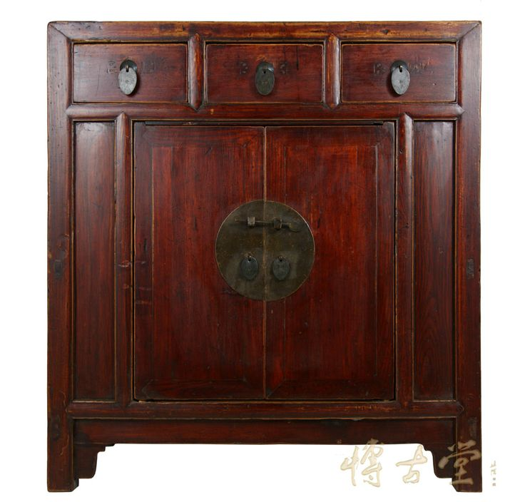 CHINESE ALTERS | Chinese Antique 3 Drawers Cabinet/Side Table 22P90 - 1187 Best CHINESE FURNITURE Images On Pinterest Chinese