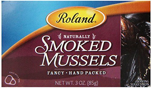 Roland Mussels, Smoked, 3 Ounce (Pack of 10) ** Wow! I love this. Check it out now! : Quick dinner ideas