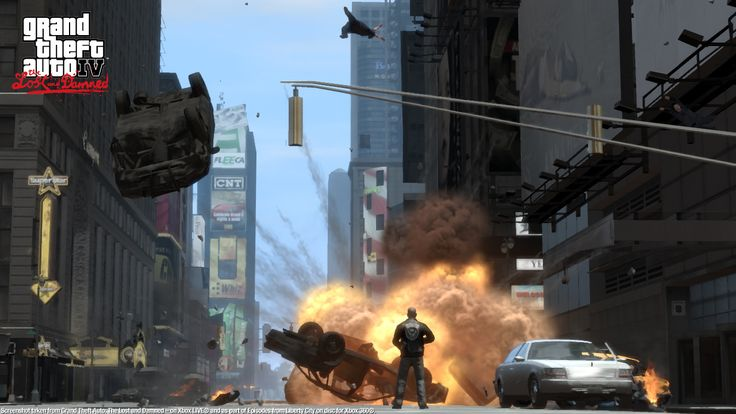 Grand Theft Auto IV Game Preview