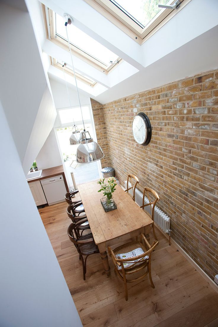Image result for narrow victorian house side extension