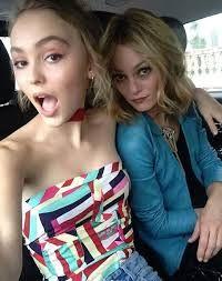 Image result for Lily-Rose Depp