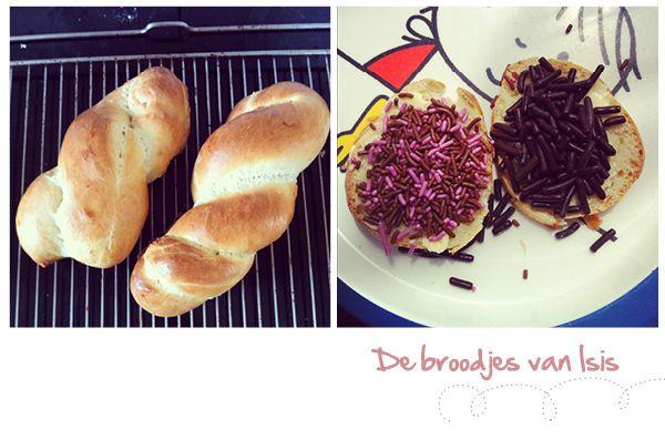 Op zondagochtend lekker zelf brood bakken? Je vindt hier het eenvoudige recept van een 'tresse', een Zwitsers vlechtbrood.