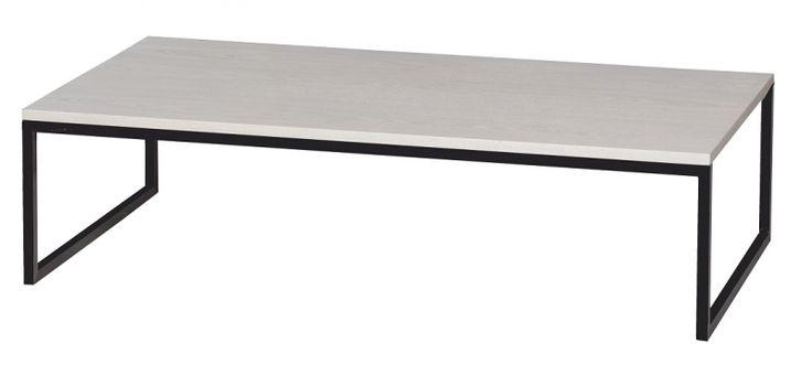 Salontafel Gabon rechthoek 120x60 cm