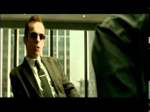 Agent Smith has to get out!