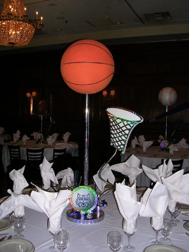 1000 Images About Decor For A Basketball Bar Mitzvah On
