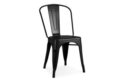 25 beste idee n over afgewerkt meubilair op pinterest - Eigentijdse eetstoel ...