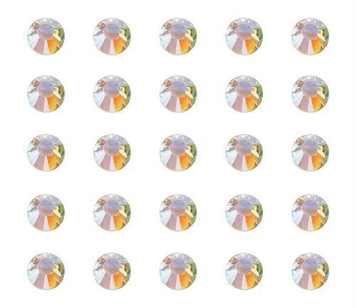 Strass Hotfix Ab Furtacor Crystal Termocolante 4mm 1.000un - R$ 13,99 em Mercado Livre