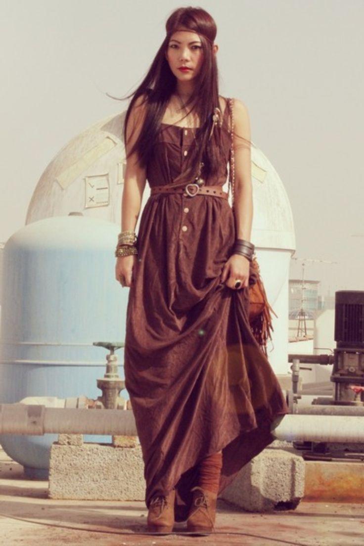 Flamboyant Boho Dresses | The Fashion Think Tank