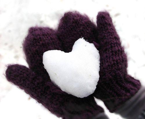 I heart snow.