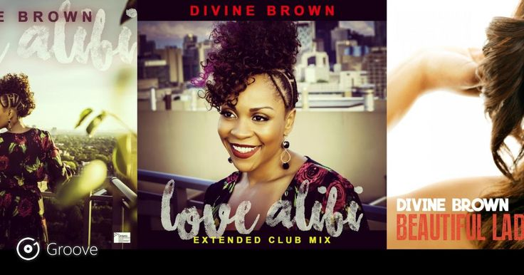 Divine Brown: News, Bio and Official Links of #divinebrown for Streaming or Download Music