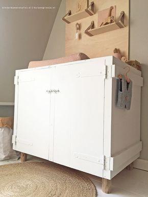Babykamer Van Hout.Babykamer Hout Kinderkamerstylist Hout Pinterest Baby Room
