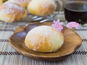 低温発酵の油で揚げないココナッツマラサダ|レシピブログ