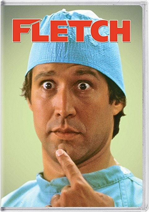 Chevy Chase & Tim Matheson & Michael Ritchie-Fletch