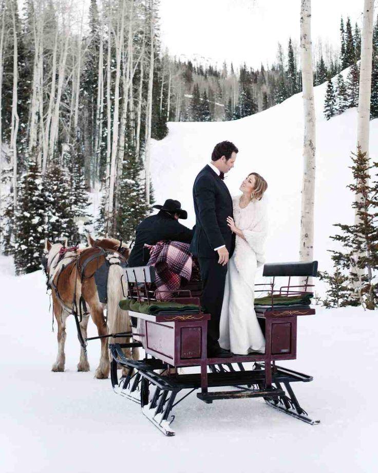 Winter Wedding Ceremony Ideas: Best 25+ Winter Wedding Ceremonies Ideas On Pinterest