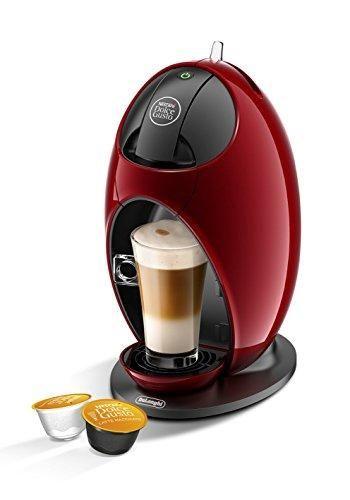 Oferta: 54€ Dto: -33%. Comprar Ofertas de DeLonghi Dolce Gusto Jovia EDG250.R - Cafetera, 15 bar, color rojo barato. ¡Mira las ofertas!