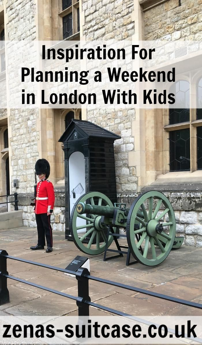 Inspiration For Planning a Weekend in London With…