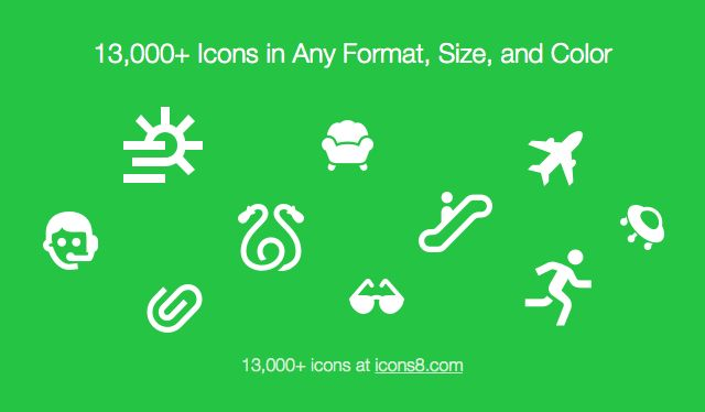 17,100 Free Icons - The Largest Icon Pack Ever | Icons8
