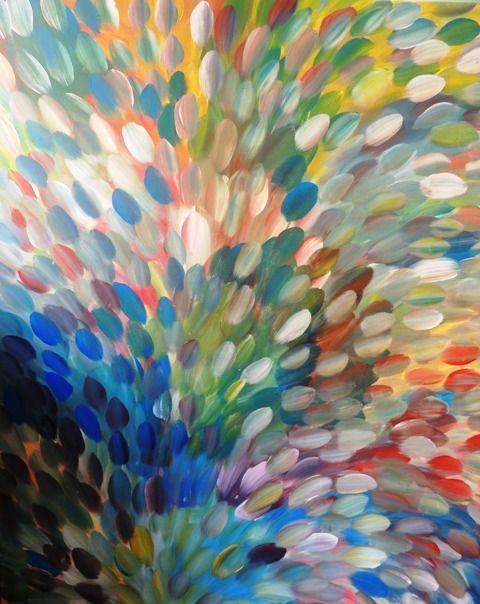 Gloria Petyarre - Bush Medicine Leaves No. 2311, Aboriginal Art