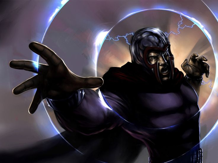 magneto wallpapers mentalist magnetism power desktop