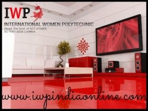 Get Enroll With IWP India Online Offers Interior Designing And Decoration Courses In