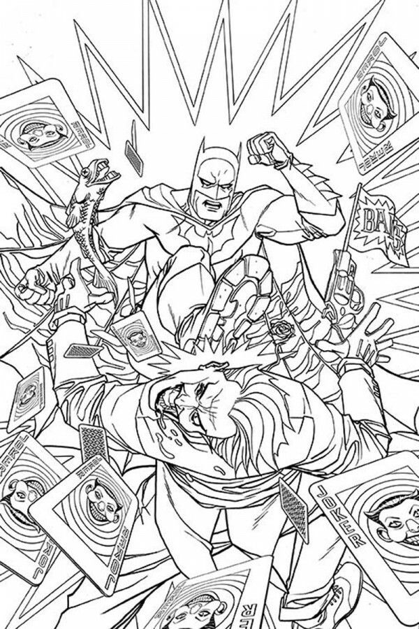 57 best Superheroes colouring pages images on Pinterest Draw